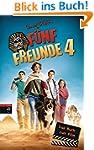 F�nf Freunde 4 - Das Buch zum Film (D...