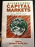 img - for International Capital Markets: New Directions book / textbook / text book