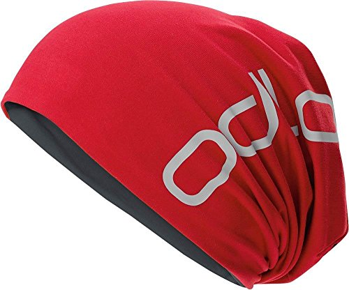 Odlo Hat Reversible, Formula One - Odlo Graphite Grey, One size, 792680