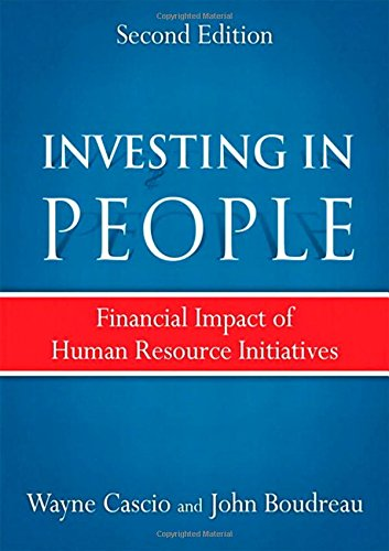 Investing in People: Financial Impact of Human Resource...