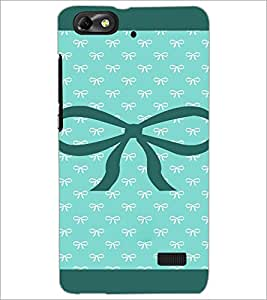 PrintDhaba Pattern D-2702 Back Case Cover for HUAWEI HONOR 4C (Multi-Coloured)