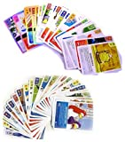 100 New Club Penguin Card Jitsu Cards + Super Power Foil + Stickers