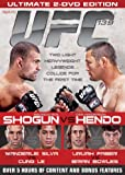 UFC 139: Shogun vs Hendo [DVD]