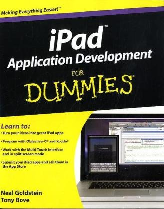 iPad Application Development For Dummies (For Dummies (Computers))