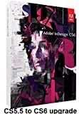 Adobe InDesign CS6, Upgrade from InDesign CS5.5 for Mac
