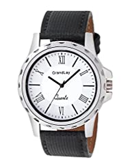 GRANDLAY GL-1052 ROMAN EDITION ANALOG WATCH FOR MEN