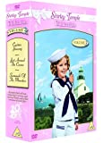 The Sweetheart Collection (Shirley Temple) Triple Pack (Susannah Of The Mounties, Just Around The Corner, Captain January) [DVD]