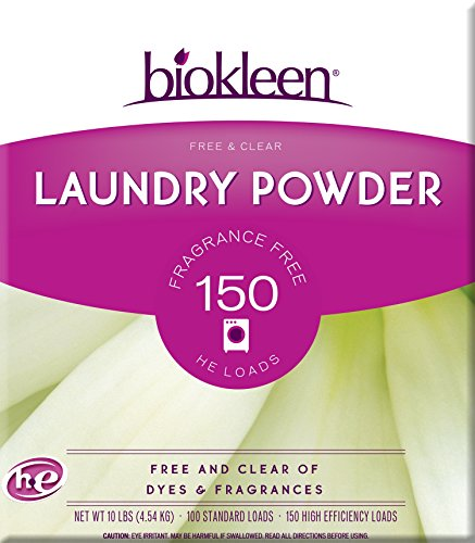 Biokleen Free & Clear Laundry Powder 4.5 kg