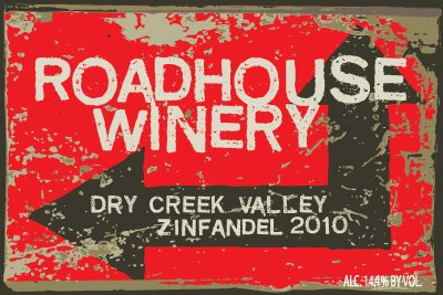 2011 Roadhouse Winery Dry Creek Zinfandel 750 Ml