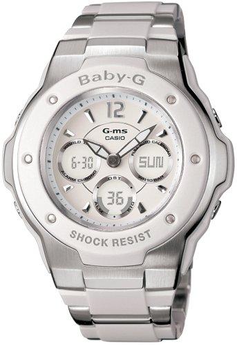 CASIO (カシオ) 腕時計 Baby-G G-ms MSG-300C-7B1JF