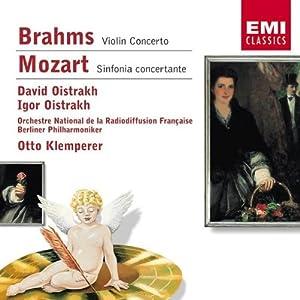 Violin Concerto / Sinfonia Concertante