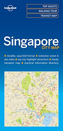 lonely planet guide to singapore