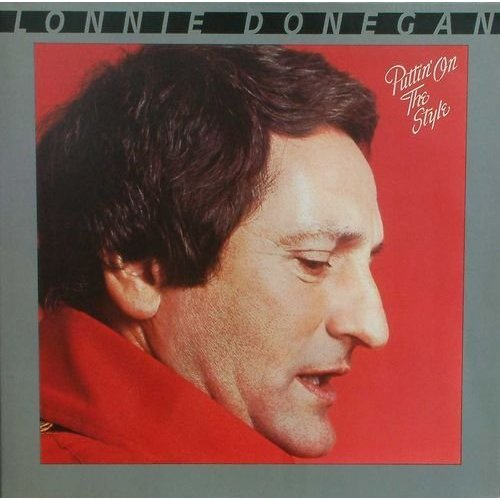 Lonnie Donegan: Puttin' On The Style (United Artists, 1978) [VINYL LP] [STEREO]