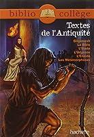 Bibliocollège - Textes de l'Antiquité