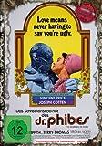 Das Schreckenskabinett des Dr. Phibes (Horror Cult, Uncut)