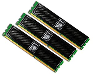 OCZ DDR3 PC3-10666 1333MHz Intel Extreme Edition XMP Ready Series 6GB Triple Channel Kits Optimized for X58