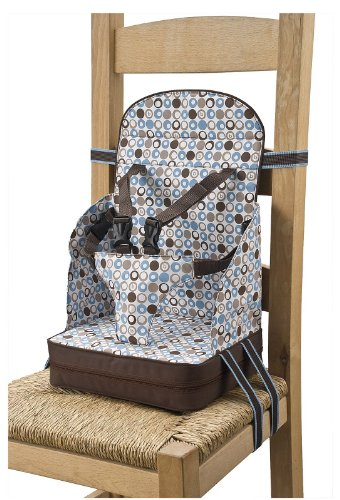 Polar Gear Go Anywhere Travel Feeding Booster Seat - 1