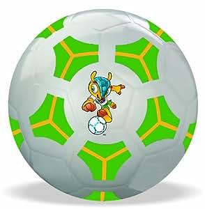 mondo 01027 ball brasil 2014 world cup swollen world cup: Toys & Games
