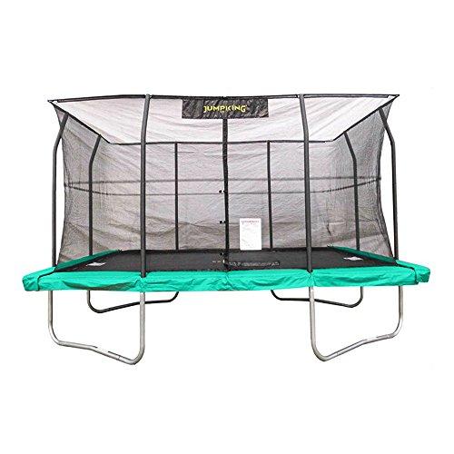 JumpKing-10-x-14-Foot-Rectangular-Trampoline-with-Safety-Net-Siding