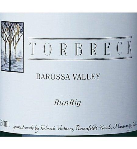 2010 Torbreck Run Rig Shiraz 750 Ml