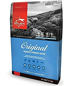 Orijen Original Dry Dog Food - 4.5lb