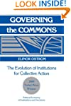 Governing the Commons: The Evolution...