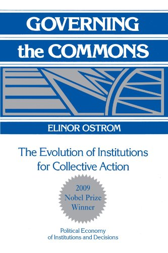 Governing the Commons: The Evolution of Institutions for...