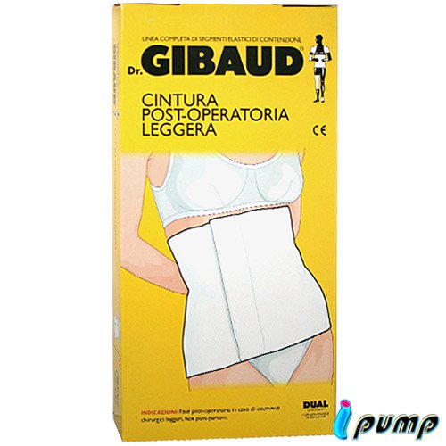 Dr. Gibaud cintura post-operatoria leggera tg.01