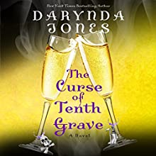 The Curse of Tenth Grave: A Novel Audiobook by Darynda Jones Narrated by Lorelei King