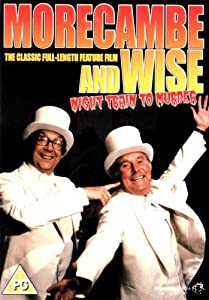 Morecambe And Wise - Night Train To Murder [DVD] [1984]