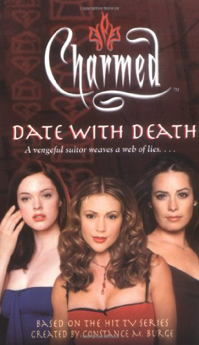 Cover of Date with Death (Charmed)