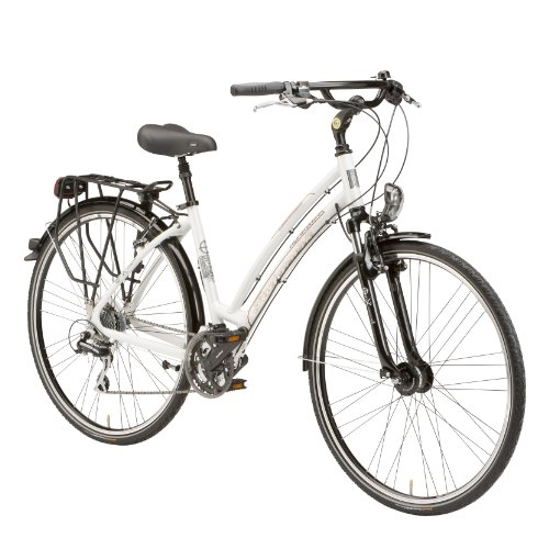 ruhrwerk damen fahrrad trekking alu gaza 24 gang shimano. Black Bedroom Furniture Sets. Home Design Ideas