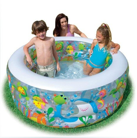 Inflatable Play Area front-33556