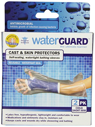Waterguard Cast and Skin Protector, Adult Short Arm, Style No.1040,  21 inch  53 cm (Short Arm Cast Cover compare prices)