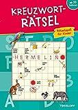 Kreuzworträtsel: Rätselspaß für Kinder