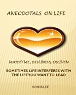 ANECDOTALS ON LIFE (STORIES FOR TEENS)