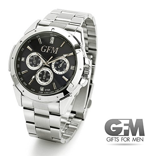 Best-Gifts-for-Men-Designer-Sports-Watch-in-Stainless-Steel