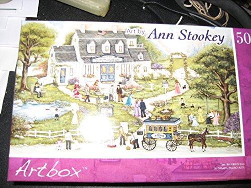Artbox 500 Piece Puzzle: Bluebird Inn - 1