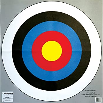 Set A Shopping Price Drop Alert For Champion 24-Inch Bullseye Archery Target (2-pack)