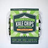 Pacific Northwest Kale Chips - Snack Size - Cheezy Crunch, 12-pack