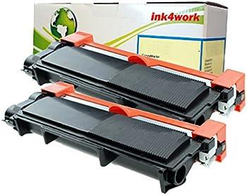 2Pk. Ink4work Toner Cartridge