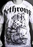 """DETHRONE ROYALTY BRAND NEW """"DEFEATED"""" MMA SHIRT XX-LARGE"""