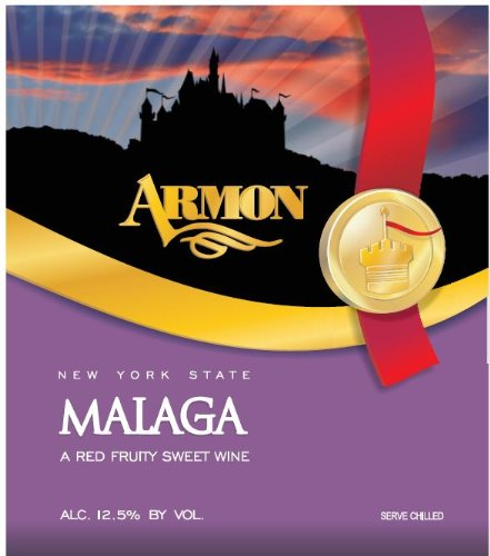 Nv Armon Malaga New York Red Wine 1.5 L