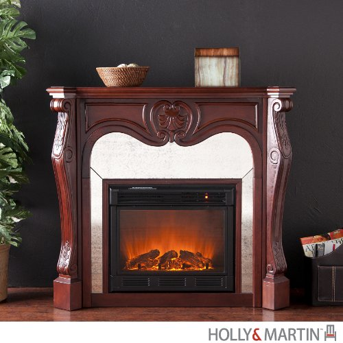 Holly & Martin Burbank Electric Fireplace image B007T53BL4.jpg