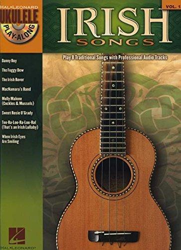 Irish Songs: Ukulele Play-Along Volume 18 (Hal Leonard Ukulele Play-Along)