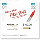 Amazon Gift Card - Email - Fresh Start for the New Year