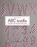 echange, troc Monique Lyonnet - ABC textiles, Trompe-l'oeil au point de croix