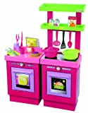 Ecoiffier Bubble Cook Modern Kitchen Set (Various Colours)