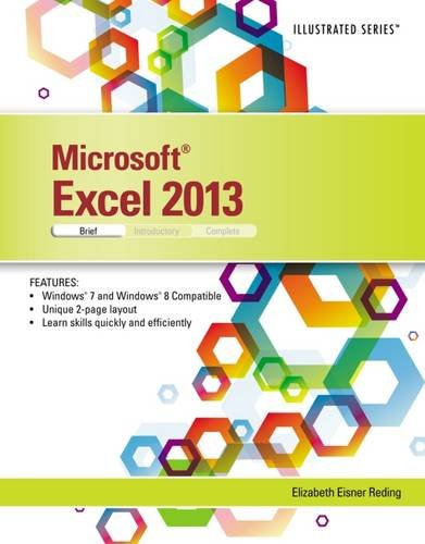 Excel 2013 Ebook