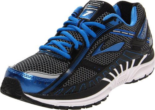 Brooks Men's Dyad7 M Blue/Black/Silver Trainer 1101211D068 6.5 UK, 7.5 US